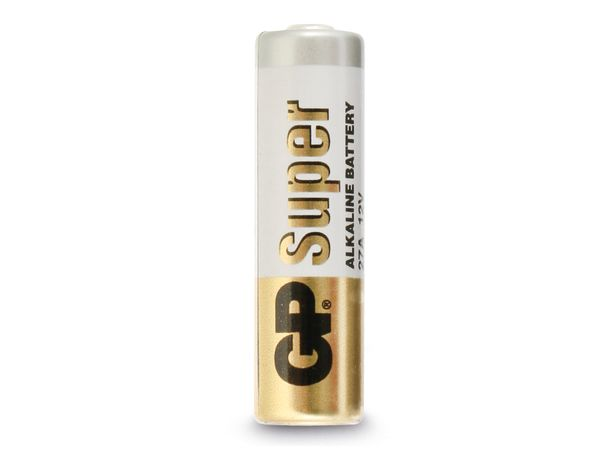 12 V-Batterie 27A, Alkaline