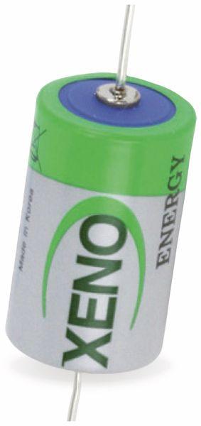 Lithium-Batterie 1/2AA, 3,6 V-