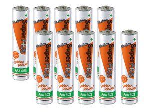 Micro-Batterie-Set Golden Power