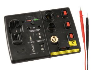 Batterie- und Lampentester PL-580