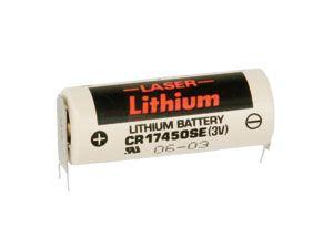 Lithium-Batterie SANYO LASER LITHIUM CR17450SE