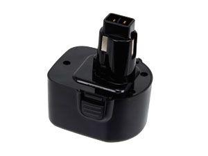 Ersatz-Werkzeugakku für BLACK & DECKER 12V-/1,5Ah - Produktbild 1