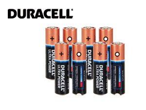 DURACELL ULTRA POWER Mignon-Batterieset, 8 Stück - Produktbild 1