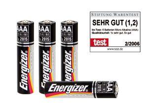 Micro-Batterien ENERGIZER Ultra+, 4 Stück - Produktbild 1