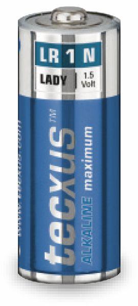 Lady-Batterie Tecxus Alkaline - Produktbild 1