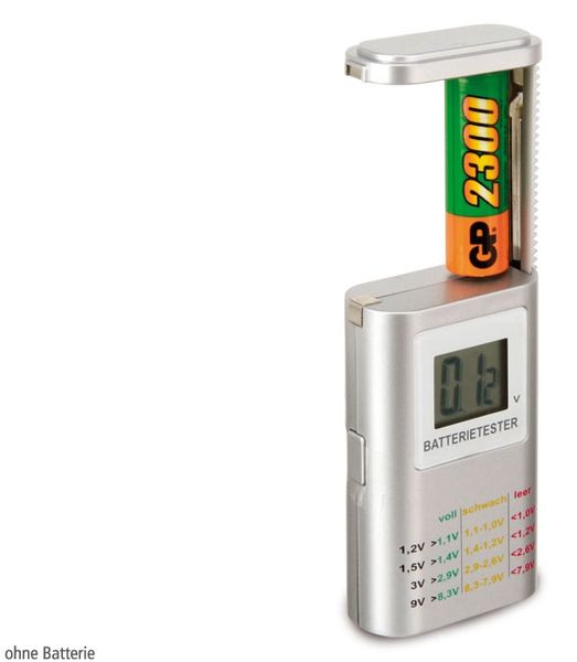 Batterietester BT-02