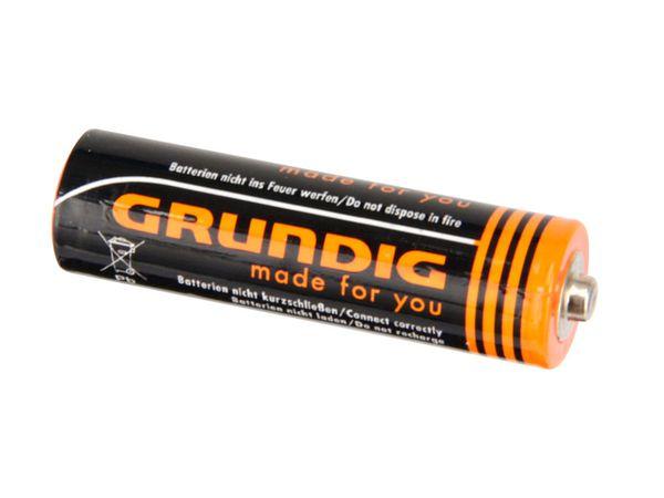 Mignon-Batterie GRUNDIG PLUS, 12 Stück - Produktbild 1