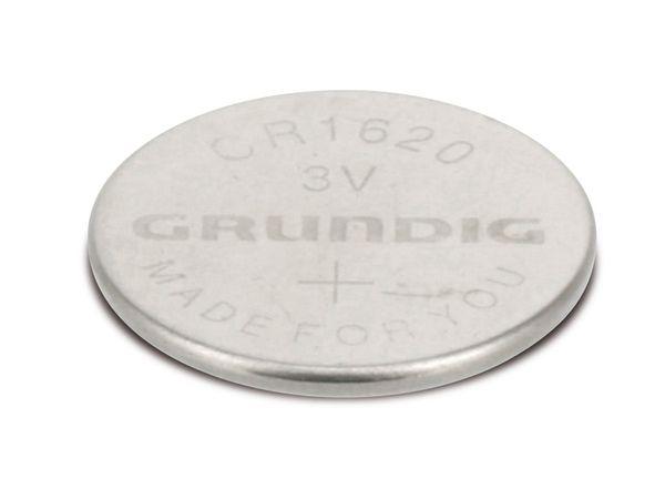 Lithium Knopfzelle GRUNDIG CR1620 - Produktbild 1
