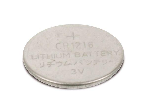 Lithium Knopfzelle GRUNDIG CR1216 - Produktbild 1