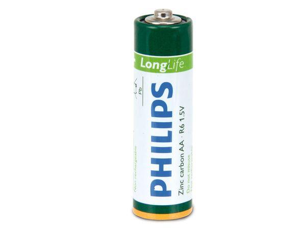 Mignon-Batterie-Set PHILIPS Longlife, 48 Stück