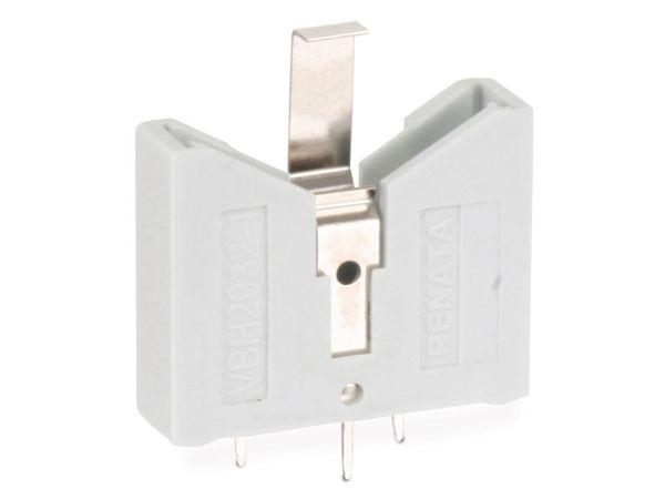 CR2032 Batteriehalter RENATA VBH2032-1 - Produktbild 1