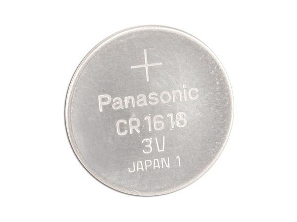 Lithium-Knopfzellen CR1616, 10 Stück