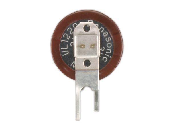Ladbare Lithium-Batterie PANASONIC VL1220/1VC