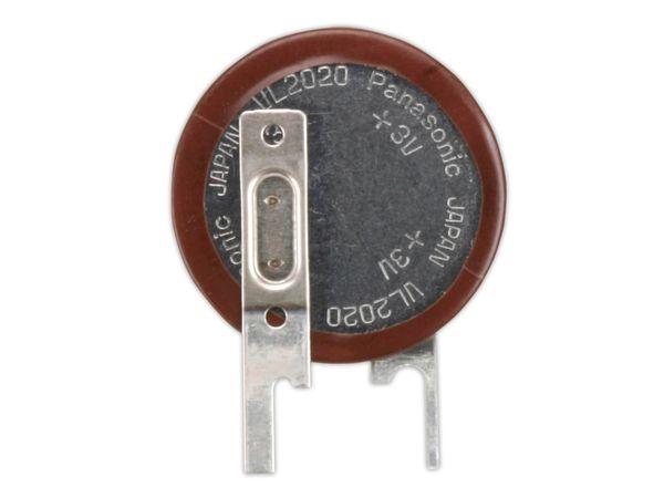 Ladbare Lithium-Batterie PANASONIC VL2020/1VC