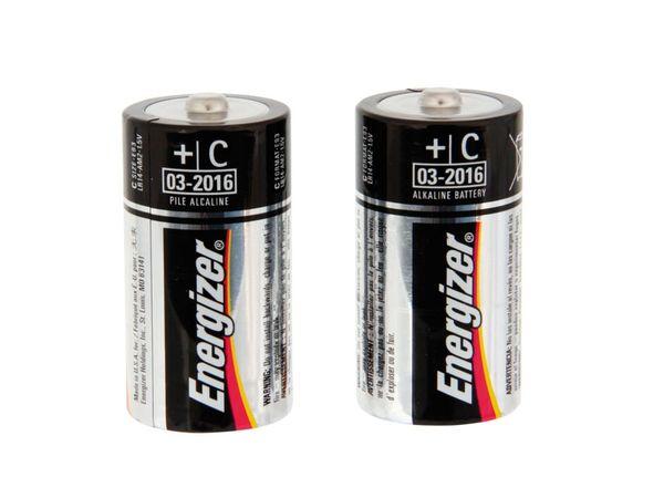 Baby-Batterien ENERGIZER Ultra+, 2 Stück - Produktbild 1