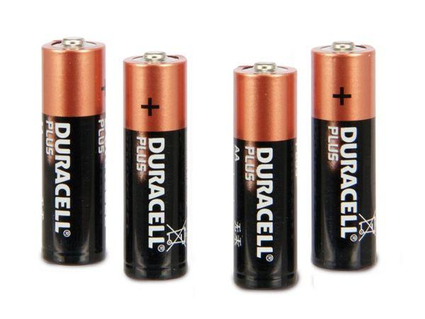 Mignon-Batterie-Set DURACELL PLUS - Produktbild 1