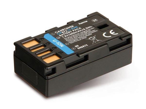 Kamera-Akku HAMA, passend für JVC BN-VF908 - Produktbild 1