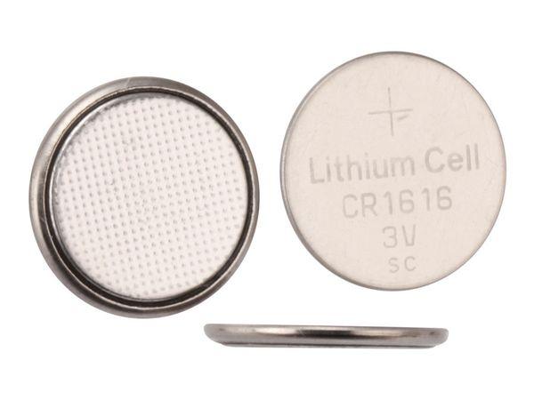 Lithium-Knopfzellen-Set