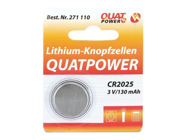 Lithium-Knopfzellen QUATPOWER