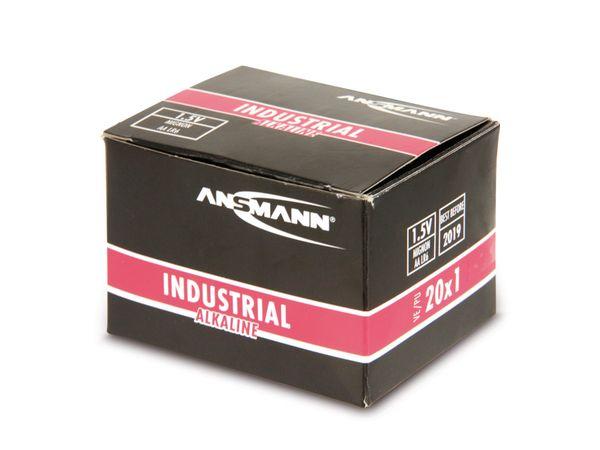 Mignon-Batterien ANSMANN INDUSTRIAL, 20 Stück - Produktbild 2