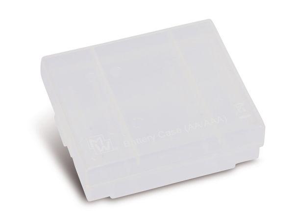 Batteriebox, AA/AAA - Produktbild 1