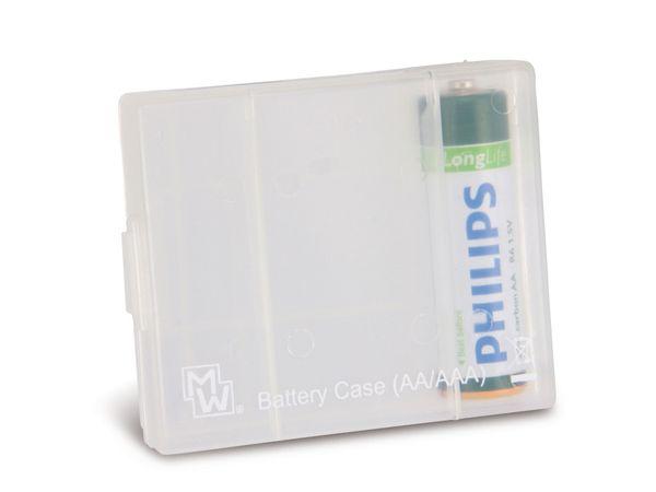 Batteriebox, AA/AAA - Produktbild 3