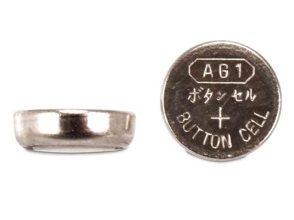 Alkaline-Knopfzelle AG1, QUATPOWER