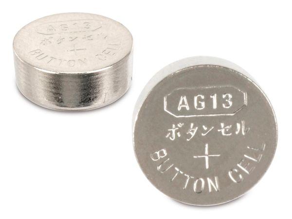 Alkaline-Knopfzelle QUATPOWER, 5 Stück