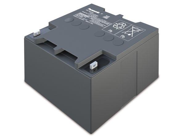 Bleiakkumulator PANASONIC LC-P1238APG