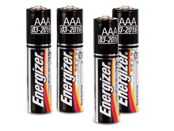 Micro-Batterien ENERGIZER, 4 Stück