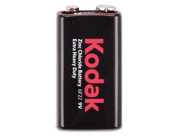 9 V-Blockbatterie KODAK
