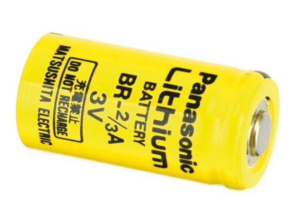 Lithium-Batterie PANASONIC BR-2/3A, 2/3A