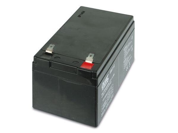 Blei-Akkumulator QUATPOWER LB3.3-12, 12 V-/3,3 Ah - Produktbild 2