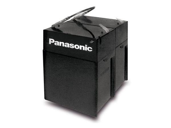 Bleiakkumulator PANASONIC LC-R124R5P, 12 V-/4,5 Ah - Produktbild 1