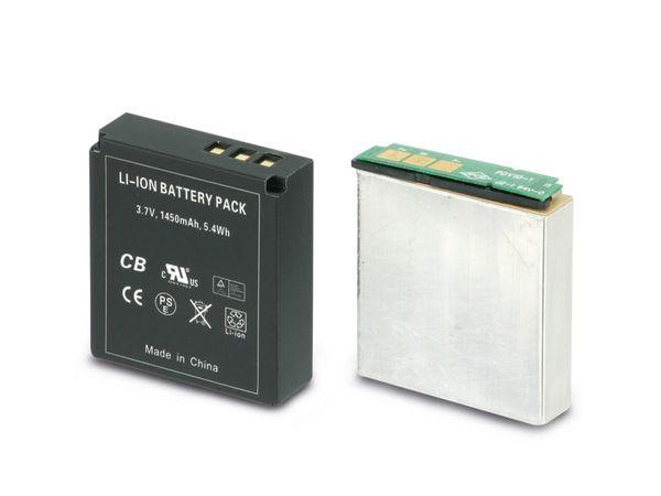 LiIon-Akku BAK 933739A, 3,7 V-/1450 mAh