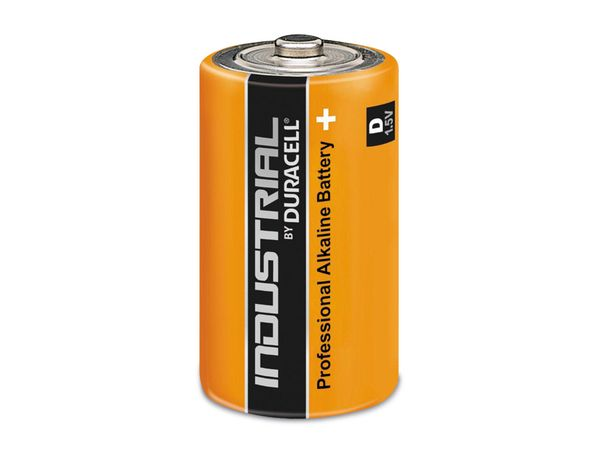 Mono-Batterie DURACELL INDUSTRIAL