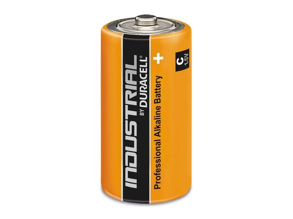 Baby-Batterie DURACELL INDUSTRIAL