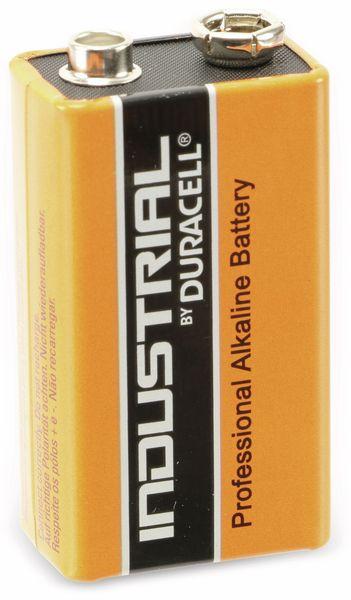 9V-Blockbatterie DURACELL INDUSTRIAL - Produktbild 1