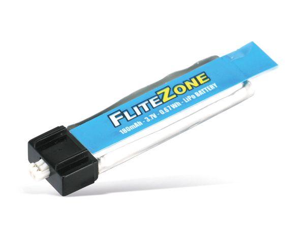 Modellbau-Akku FLITEZONE, LiPo, 3,7 V-/180 mAh