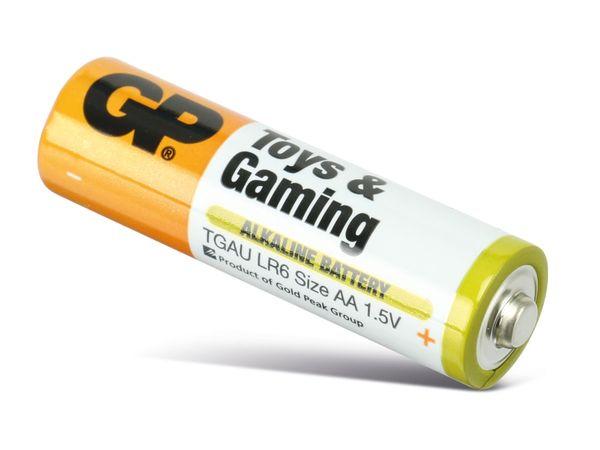 Alkaline Mignon-Batterien GP, 4 Stück