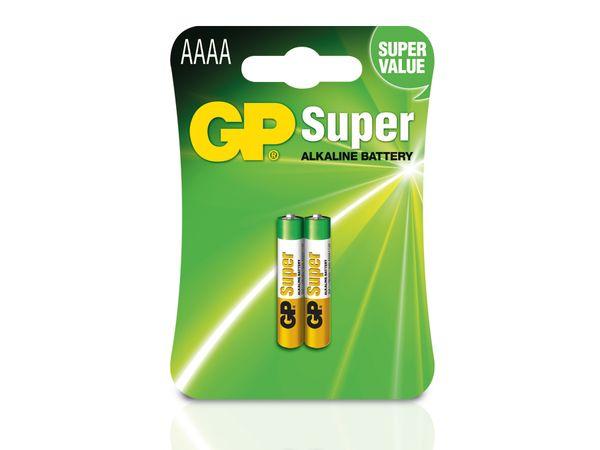 Alkaline Mini-Batterien GP, 2 Stück - Produktbild 2