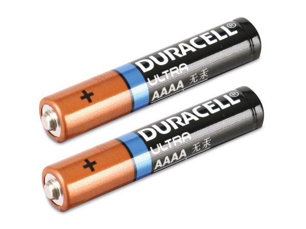 Alkaline Mini-Batterien DURACELL ULTRA, 2 Stück