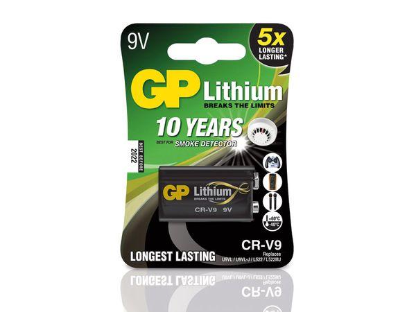 Lithium 9V-Block GP - Produktbild 2