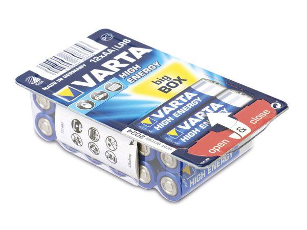 Mignon-Batterie VARTA HIGH ENERGY, 12er Box