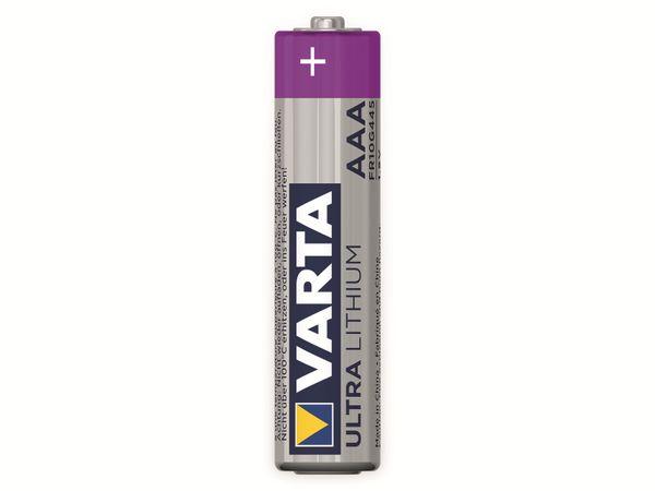 Micro-Lithiumbatterie VARTA Professional, 2 Stück - Produktbild 1