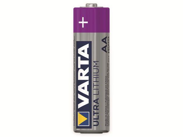 Mignon-Lithiumbatterie VARTA Professional, 2 Stück - Produktbild 1