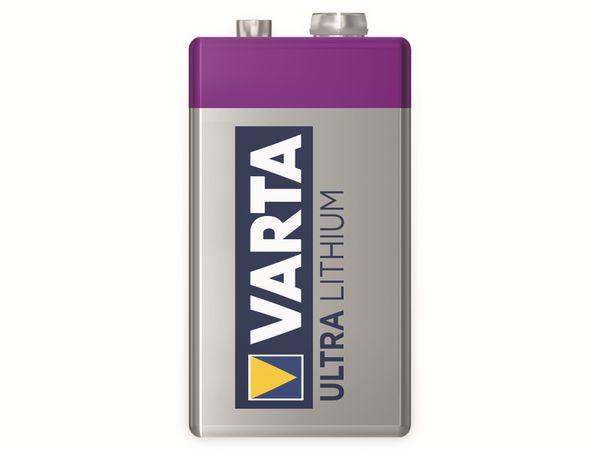 Lithium 9V-Block VARTA Professional