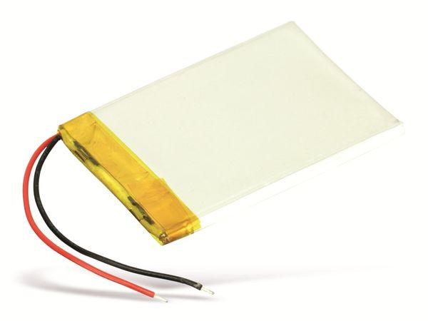 LiPo-Akkupack BAK 293450, 3,7 V-/450 mAh