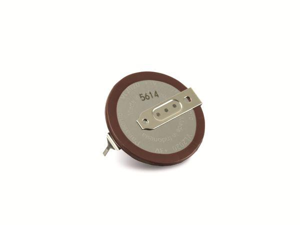 Ladbare Lithium-Batterie PANASONIC VL2020/1HF - Produktbild 2