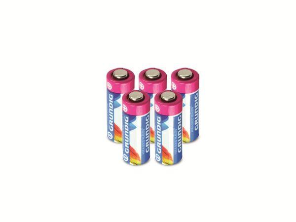 12V-Batterie MN21/23A GRUNDIG Power++, Alkaline, 5 Stück - Produktbild 1